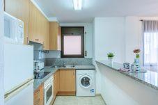 Apartamento en Empuriabrava - 0087-MIRABLAU Apartamento enfrente de la playa