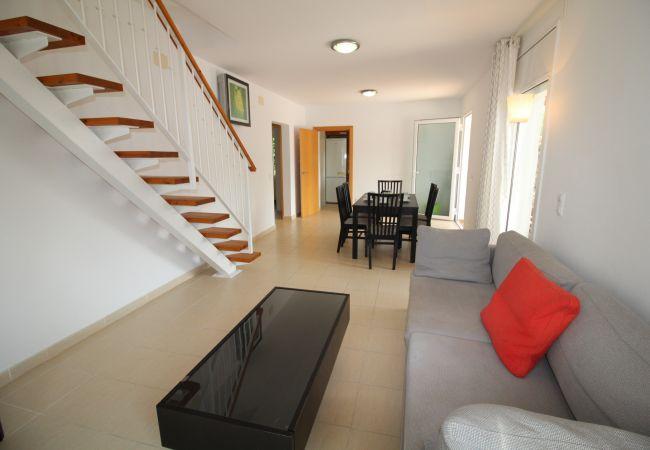Villa en Empuriabrava - 0005-ALBERES Casa con piscina
