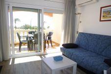 Apartamento en Empuriabrava - 0022-BAHIA Apartamento enfrente de la playa con wifi