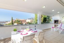 Villa en Rosas / Roses - 2029-GRECS Roses Casa con wifi, Smart TV, jardín y parking