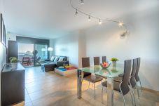 Apartamento en Empuriabrava - 0058-CRISTALL MAR Apartamento con piscina comunitaria