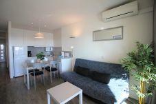 Apartament en Empuriabrava - 0019-BAHIA Apartament davant de la platja amb wifi
