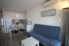 Apartament en Empuriabrava - 0020-BAHIA Apartament davant de la platja amb wifi
