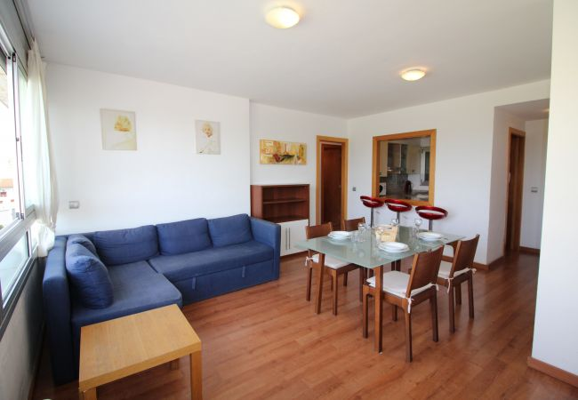 Ferienwohnung in Empuriabrava - 0010-ANCORA Appartement in Strandnähe