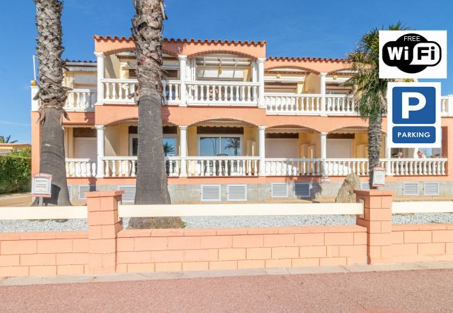Apartment in Empuriabrava - 0017-BAHIA Apartment in front of the beach with wifi