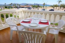 Apartment in Empuriabrava - 0021-BAHIA Apartment in front of the beach with wifi