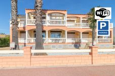 Apartment in Empuriabrava - 0023-BAHIA Apartment in front of the beach with wifi