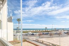 Apartment in Empuriabrava - 0003-CRISTALL MAR Apartment with community pool and seaview
