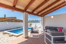 Villa à Empuriabrava - 0005-ALBERES Maison avec piscine