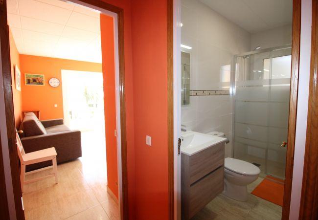 Apartment in Empuriabrava - 0012-BAHIA Apartment near the beach with parking
