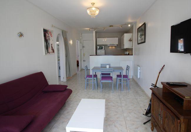 Apartment in Empuriabrava - 0029-BAHIA Apartment near the beach
