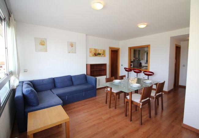 Апартаменты на Empuriabrava - 0010-ANCORA Квартира рядом с пляжем